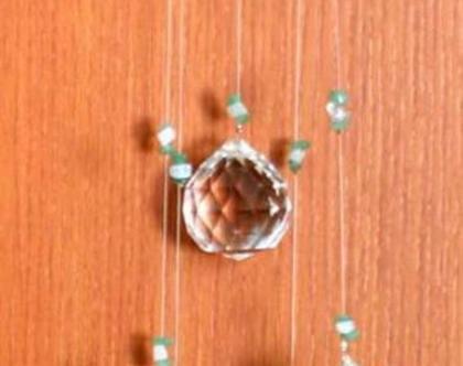 מובייל אבן אוונטורין ירוק