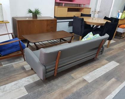 ספה חדשה בסגנון וינטג