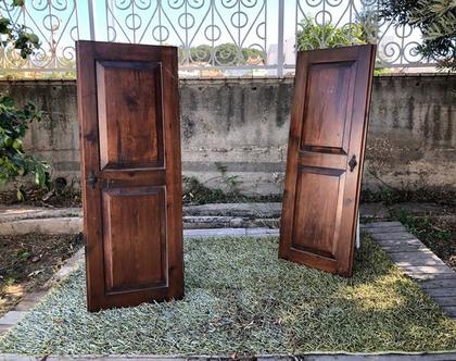 דלתות בגדלים שונים... יש מידות למטה