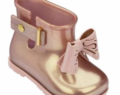 מגפיים לילדים mini melissa