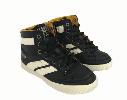 נעלי פלדיום שחורות