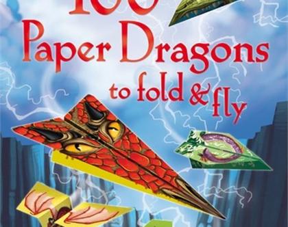 ספר 100 מטוסי נייר דרקונים