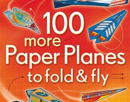 ספר 100 מטוסי נייר מעורב