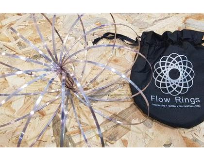 FLOW RING , צמיד הקסם ,משחק אדיר מעבירים מיד ליד,צפו בסרטון