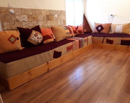 פינת ישיבה,פינת זולה, פינת טלוויזיה, ספת מזרונים, ספה, פינת ספה, פינת ישיבה לסלון
