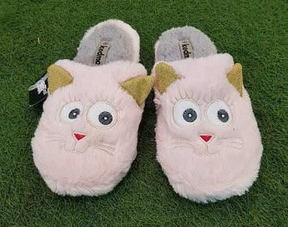 נעלי בית בצורת חיות,חמימות ונעימות.