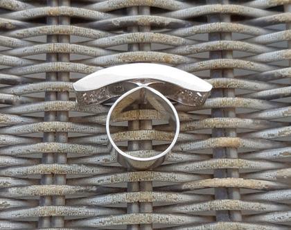 טבעת כסף, טבעת קלועה