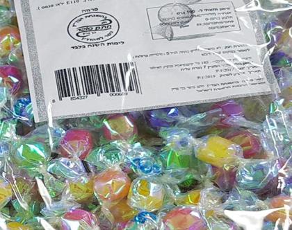 סוכריות יהלום בטעם פירות