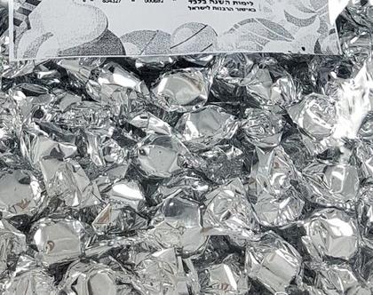 סוכריות יהלום בטעם פירות - כסף
