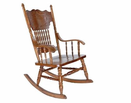 """כסא נדנדה """"סבא"""""""