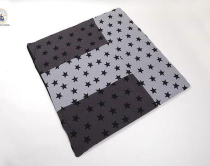 """מזרן פעילות לתינוקות 150/150 דגם """"שחף"""" כוכבים. מיוצר בישראל, מבית הני דויטש"""