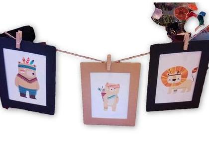 גלויות לחדרי ילדים