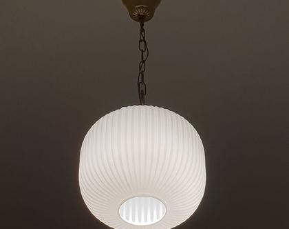 מנורת תלייה דגם WHITE LININE