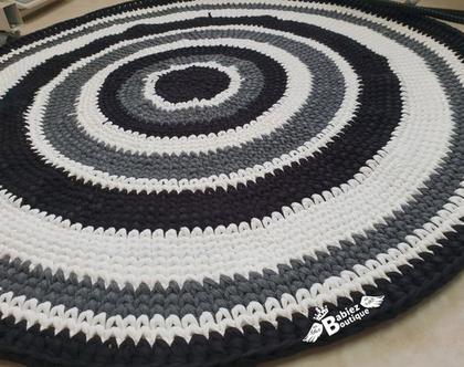 שטיח סרוג, שטיחים סרוגים, שטיח סרוג 1.10, שטיח סרוג מחוטי טריקו, שטיחים סרוגים מחוטי טריקו