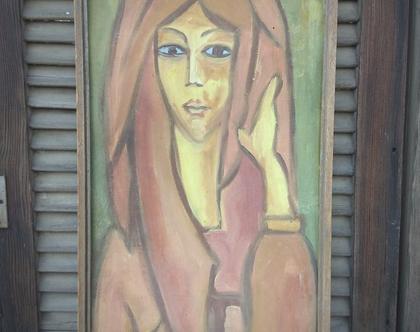ציור מקורי ק.בראסו