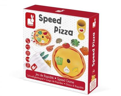 משחק ספיד פיצה