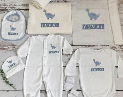 חבילות לידה SWEET דגמים לבנים