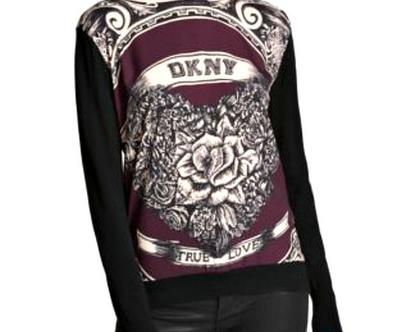 DKNY-Donna Karan | חולצת/סריג אופנתית דונה קארן