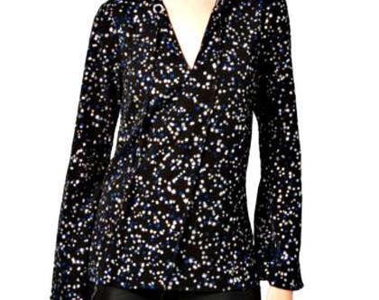 Michael Kors | חולצה שחורה מיקל קורס