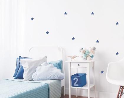 מדבקות קיר - כוכבים