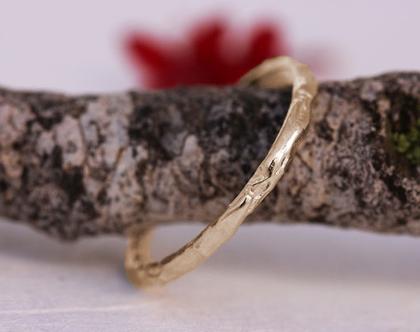 טבעת זהב אדום דקה, טבעת נישואין זהב ורוד, טבעת עדינה לאישה, טבעת נישואין עדינה, טבעת זהב אדום מרוקעת, טבעת זהב לגבר, טבעת נישואין עבודת יד