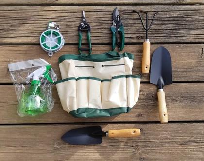 ערכה מקצועית לעבודה לגינה