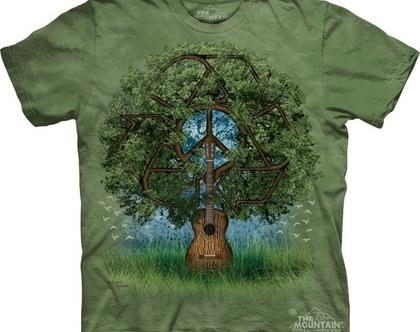 חולצת Guitar Tree מבוגרים