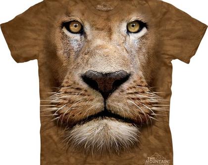 חולצת Lion Face מבוגרים