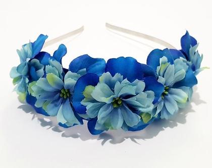 קשת פרחונית, כחולים