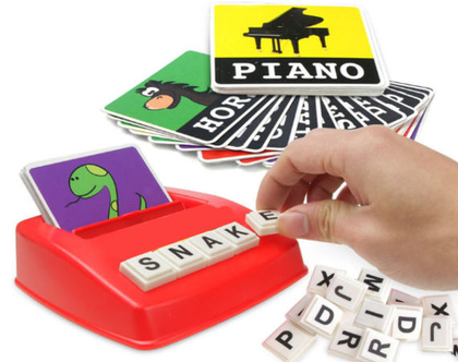 משחק להעשרת אוצר מילים באנגלית