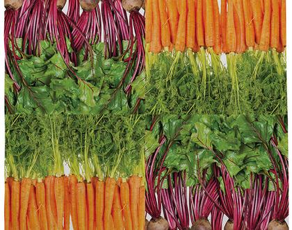 TP277 | מפיות נייר מעוצבת | מפית | ירקות | אקססוריז | שקיות אקולוגיות