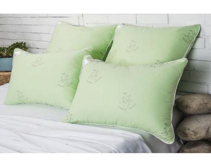 כרית מבמבוק היפואלרגנית כרית בינונית כרית שינה מסיבי במבוק כרית שינה נוחה במבוק כרית היפואלרגנית כרית שינה מבמבוק כרית שינה