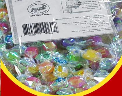 סוכריות יהלום אולטרה בטעם פירות