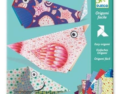 חסר -אוריגמי חיות גדולות | אוריגאמי מיוחד קיפולי נייר ציבעוניים לילדים ומבוגרים | פעלות לכל גיל