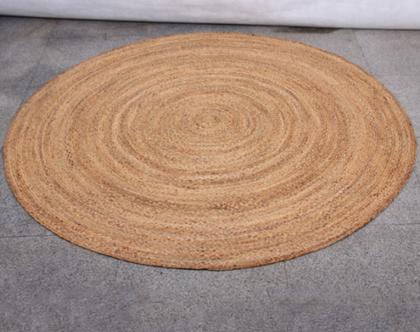 """שטיח חבל טבעי 120 ס""""מ"""