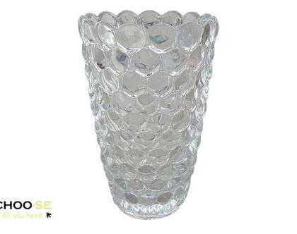 כד לפרחים, ואזה זכוכית, ואזה לפרחים, אגרטל זכוכית, מתנה לחג, אגרטל בועות, tks129