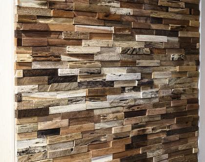 חיפוי עץ לקיר - יערות