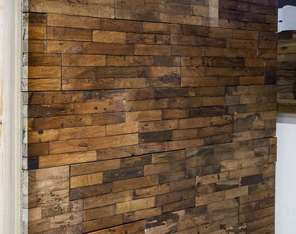 חיפוי עץ לקיר - סיטי