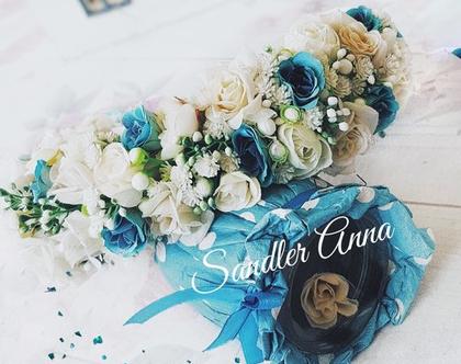 זר פרחי משי | זר לראש| קשת פרחים | קשת פרחי משי| זר פרחים ליום הולדת| זר מלאכותי| זר לבת מצווה| זר לבן | זר לשבועות