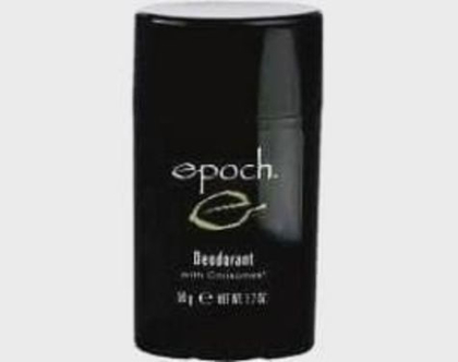 דאודורנט Epoch עם Citrisomes