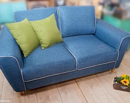 ספה דו מושבית דגם דומינו