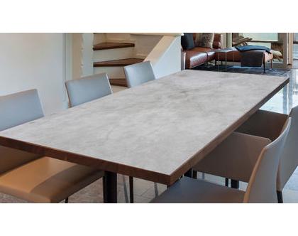מפת שולחן פי.וי.סי -דמוי בטון| מפת שולחן דמוי בטון | מפת שולחן מבודדת חום | מפת שולחן בהתאמה אישית | מפות שולחן - טקסטורה שיש