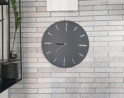 """שעון קיר   ס""""מ 40   stripes  """