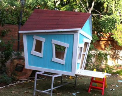 בית עץ מהאגדות