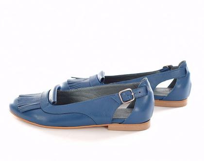סירה אמה - כחול