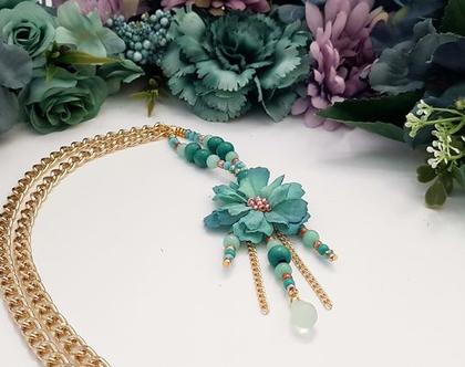 שרשרת ארוכה, פרח טורקיז