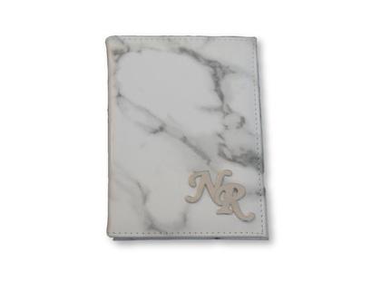 כיסוי לדרכון דמוי עור אבן
