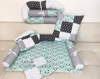 סט ליולדת | מתנת לידה | סט לחדר תינוק/ת | נחשוש | משטח החתלה | כרית | שמיכה