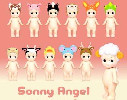 סוני אנג'ל   סדרת חיות מספר 2   Animal Series Version 2   sonny angel