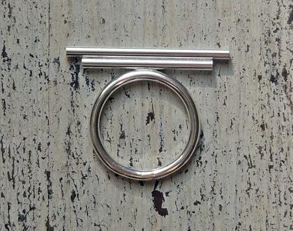 Balance tube ring